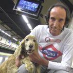 Un año con los perros pudiendo viajar en Metro de Madrid
